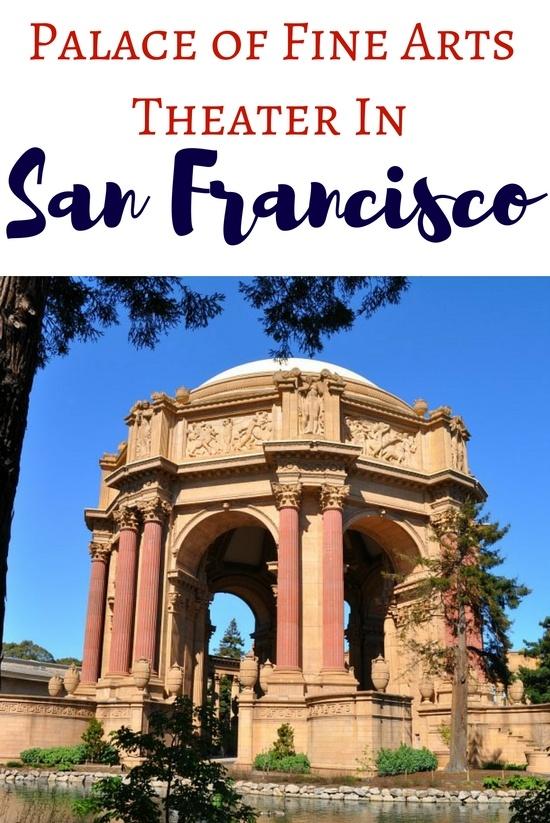 Art Calendar San Francisco : Palace of fine arts theater in san francisco