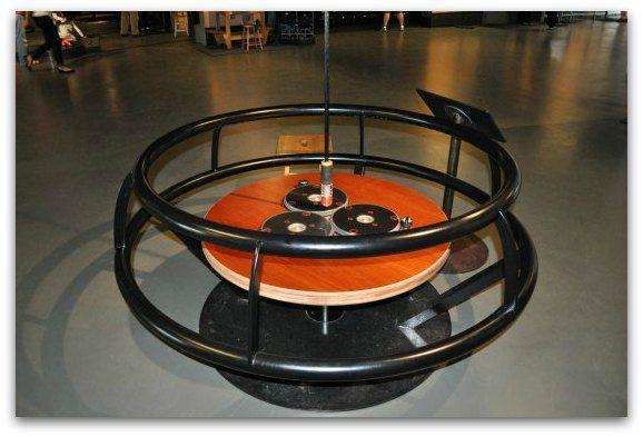 pendulum exhibit