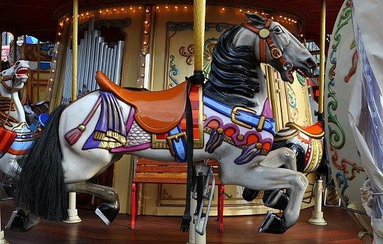 Pier 39 Carousel