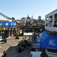 Pier 39 Shopping