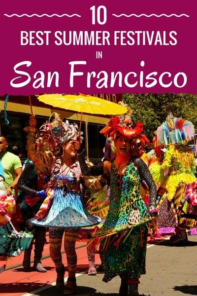 SF Summer Festivals: 10 Top Picks