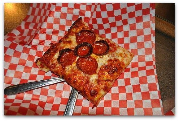 Slice of Pizza in SF