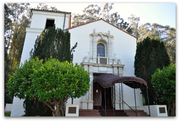 presidio sf chapel