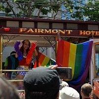 Pride Parade in SF