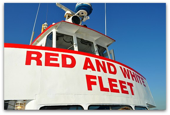 Red and White Fleet Boat Tours