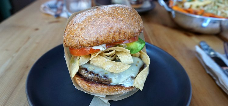 Roam Burger from Union Street in SF