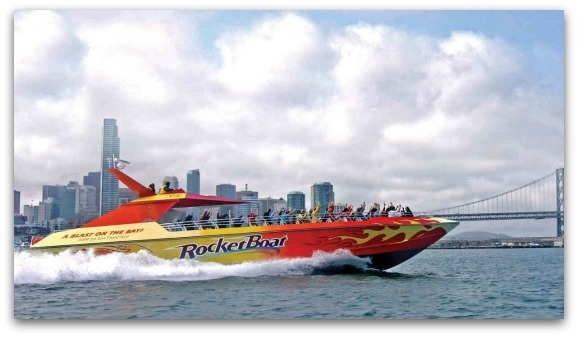 Rocketboat Tours