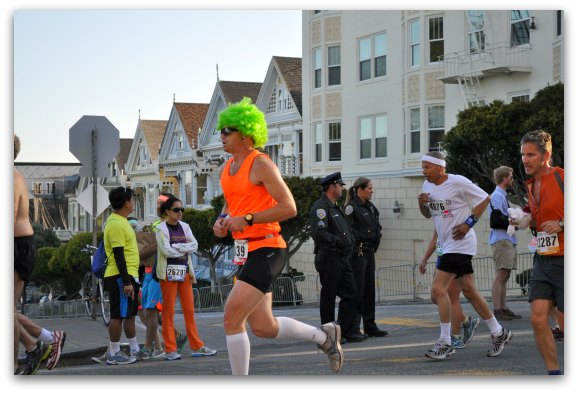 runners in sf