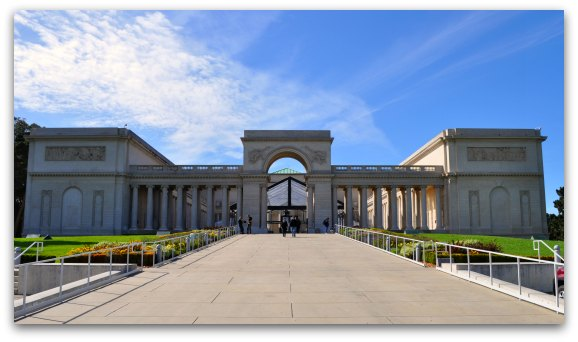 Legion of honor san francisco fine arts museum for Museum of craft and design sf