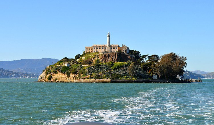 San Francisco Attractions: Alcatraz