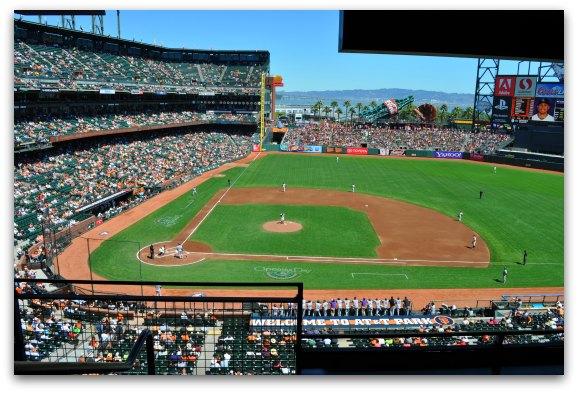 2019 San Francisco Giants Schedule Oracle Park Tips