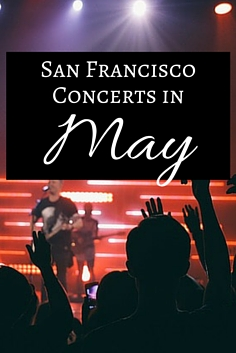 May Concerts in SF