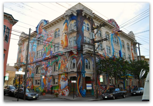 san francisco murals