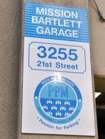 san francisco parking garages misison district