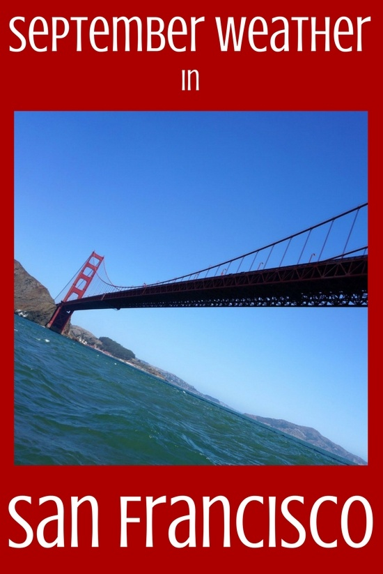 San Francisco Weather in September: What to Pack