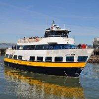 Sausalito Ferry in SF