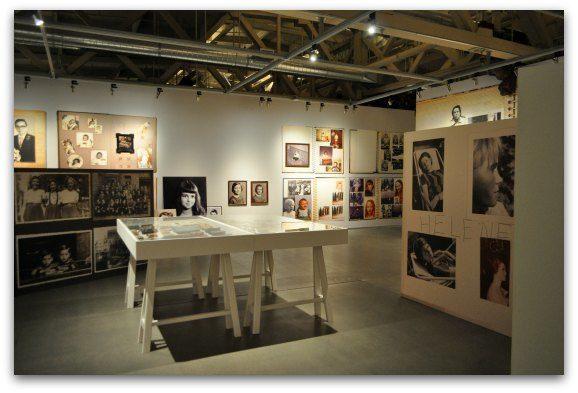 scrapbook exhibit