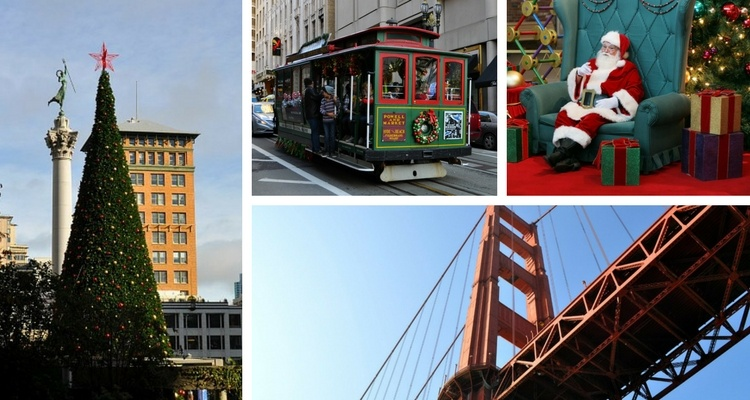 SF Bay Area Events in November: Santa, Tree Lighting & More