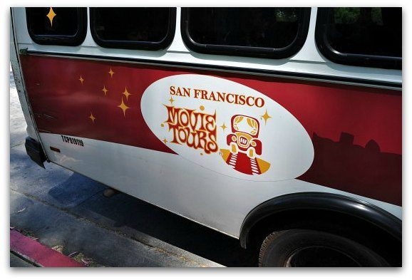 sf movie tour bus