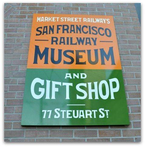 sf street car museum