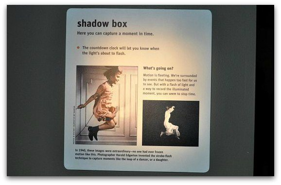 shadow box at sf museum