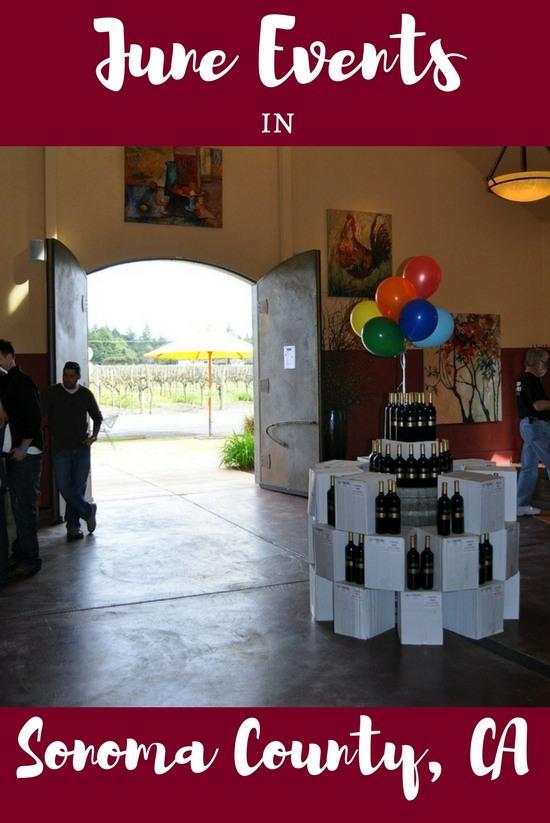 Sonoma Events in June: Wine Tasting, Festivals, & More