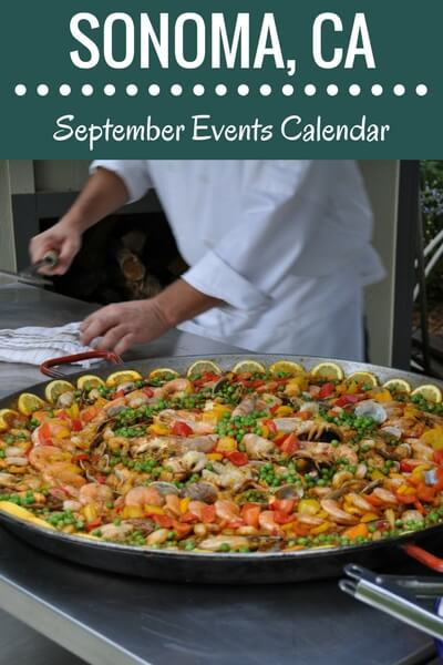 Sonoma in September: Festivals, Events, & Fun Things to Do