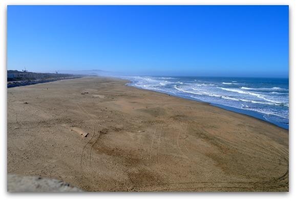 Spring Ocean Beach