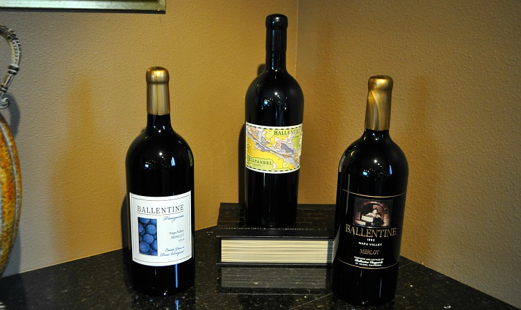 St. Helena Wineries