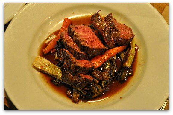 steak at boulibar