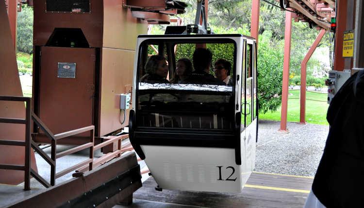 Sterling Vineyard Tram