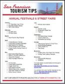 street fairs annual calendar