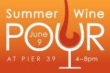 Summer Wine Pour