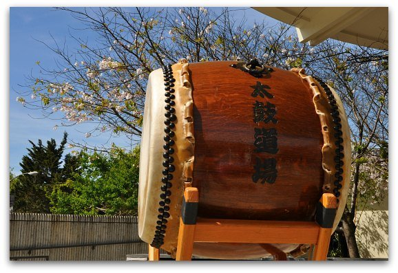 Taiko Drum SF