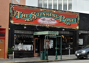 san francisco stinking rose