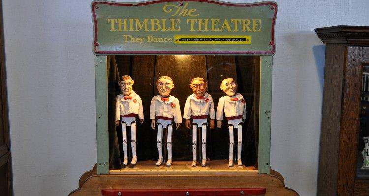 thimble theater