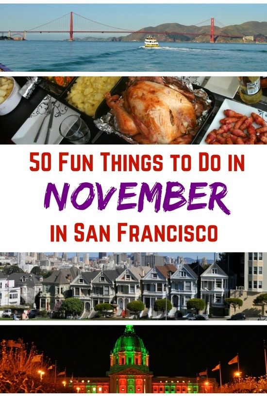 Things to Do in San Francisco in November