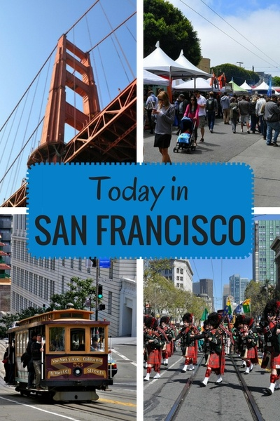 Today in San Francisco: Fun Things to Do from Concerts to Festivals