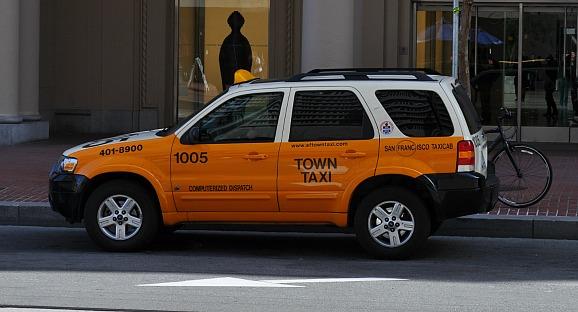 Town Taxi SF