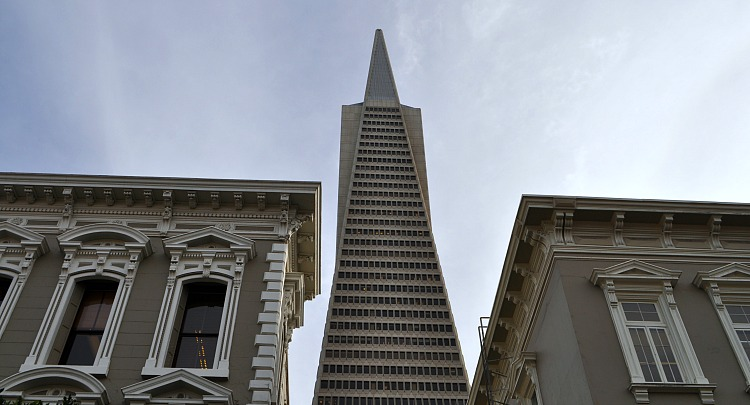 Transamerica Tower SF