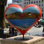 Union Square Heart