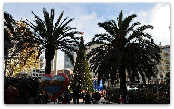 Union Square November