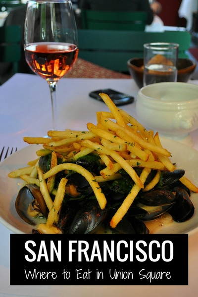 Where to Eat in San Francisco's Union Square