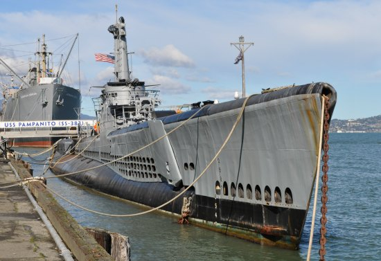 USS Pampanito: A Floating Submarine Museum in SF's