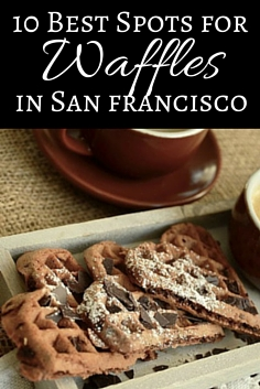 10 Best Waffes in SF