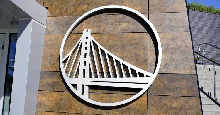 Warriors Logo Chase Center
