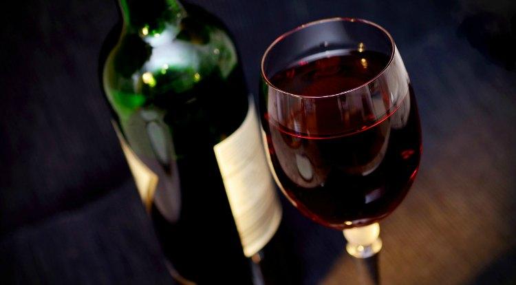 Wine Hidden Vine SF