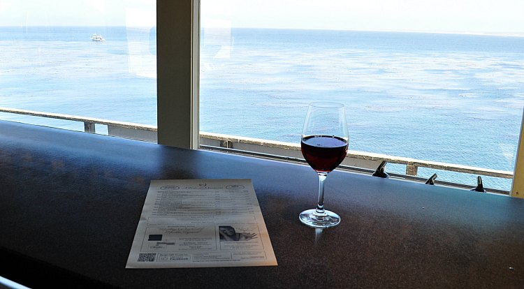 Wine Tasting in Monterey