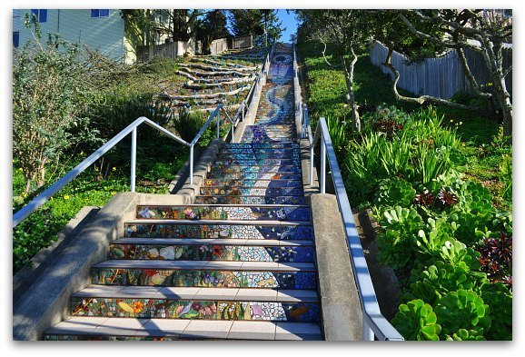 16th Avenue Stairs