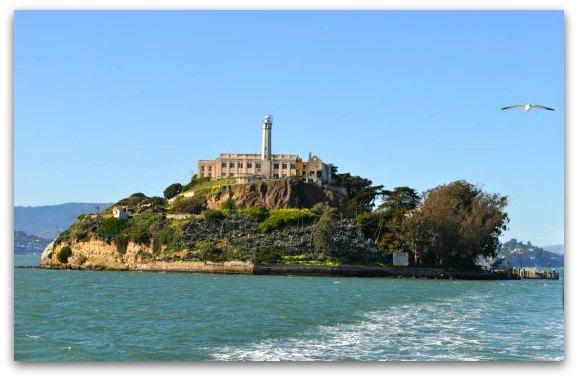 alcatraz island photos